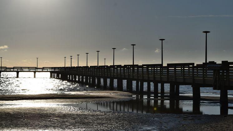 Philip Dimitt Municipal Fishing Pier