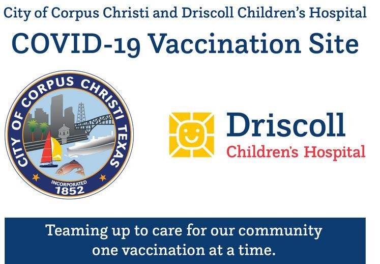 Driscoll Vaccination Site English