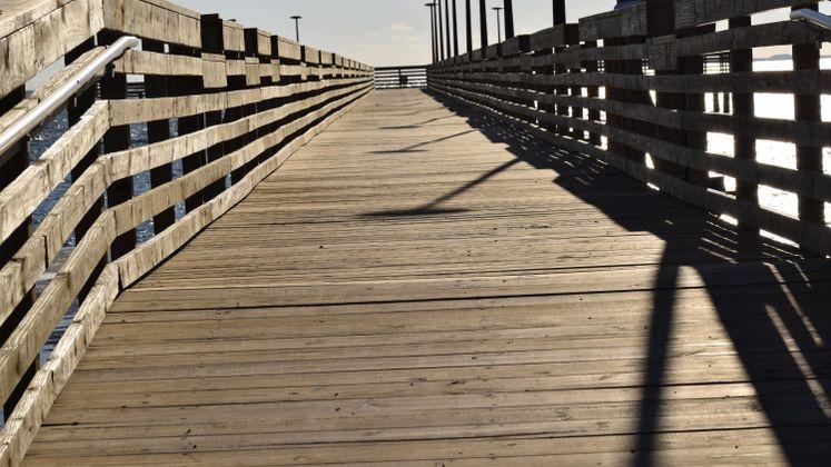 Dimitt Park Pier