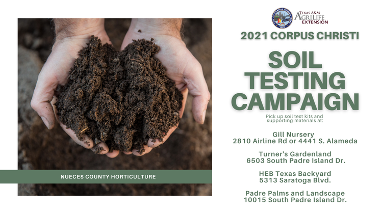 2021 Soil Testing Campaign