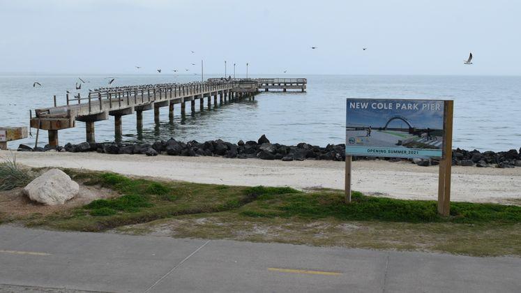 Cole Park Pier