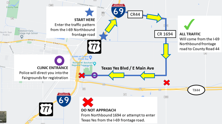 Traffic Flow  Clinic Feb 10  11