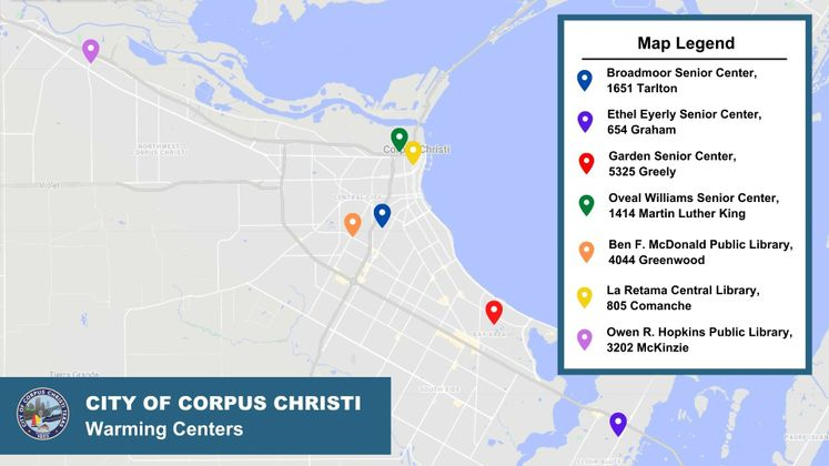 Graphic 2-12-21 Warming Centers for Social Media