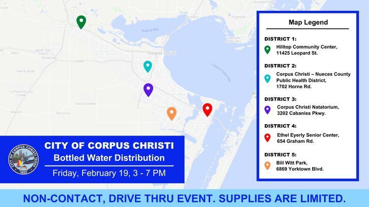 Graphic 2-19-21 Bottled Water Distribution for Social Media