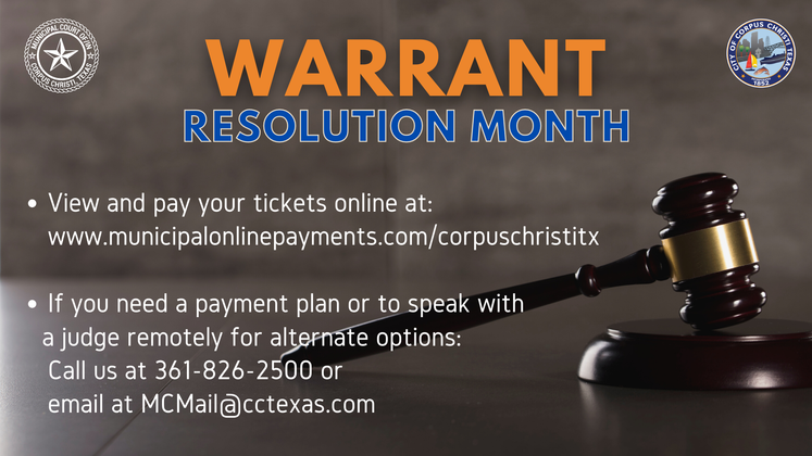 _Warrant Resolution Month 3-4-21 Revised 3