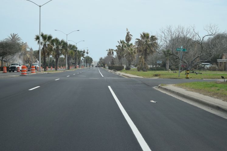 Ocean Drive Project Progress