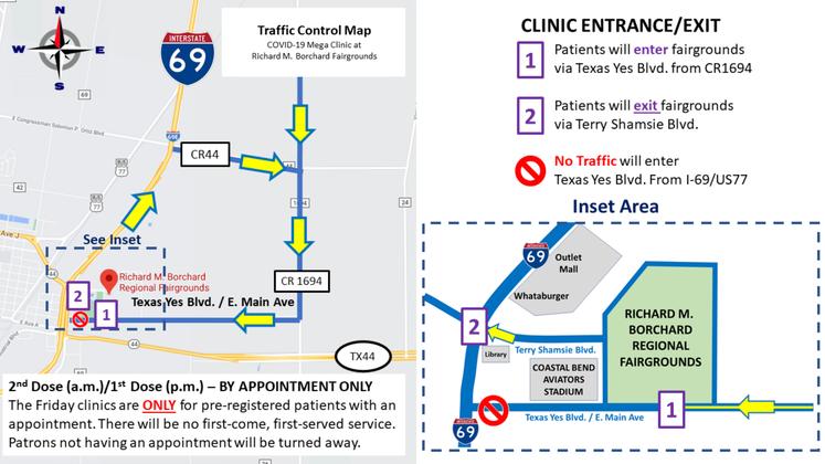 Mega Clinic 3-8-21