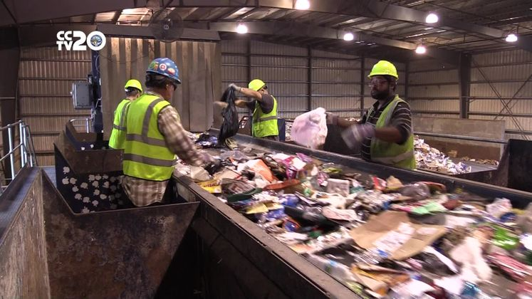 Learn about Recycle Contamination and Recycle Right