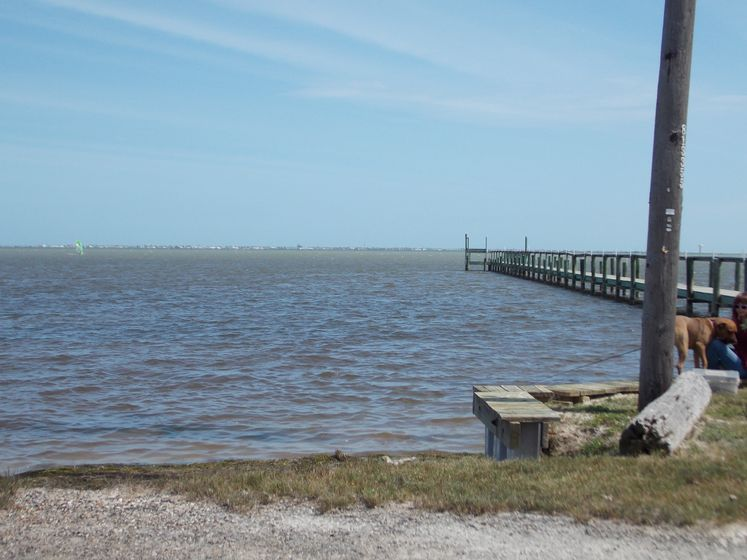 Laguna Madre at Flour Bluff