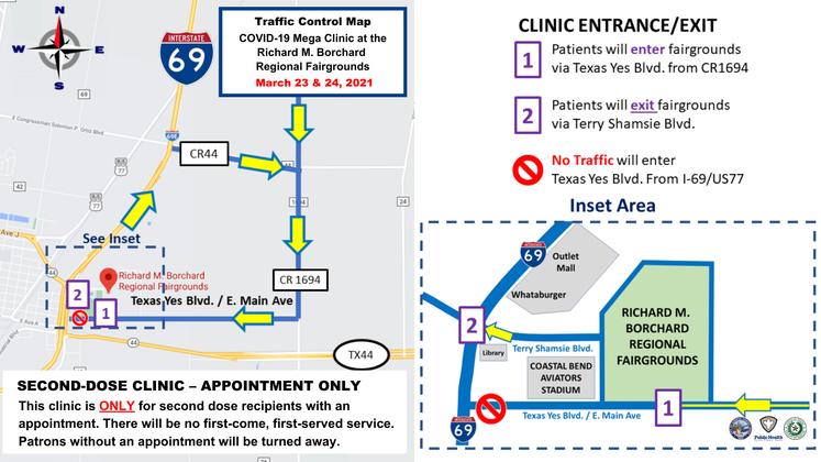 Graphic 3-23-21 Mega Clinic Map