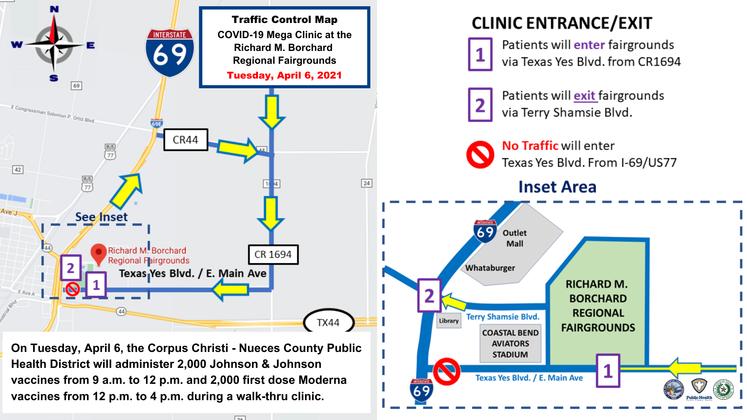 Graphic 4-6-21 Mega Clinic Map 1