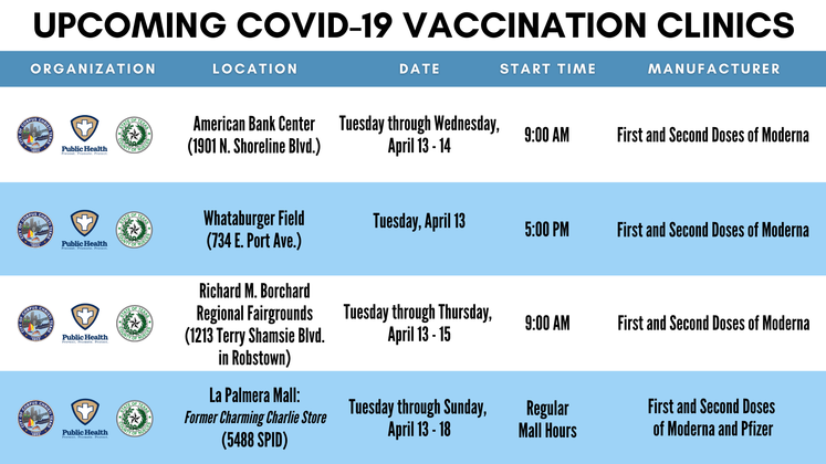 Graphic 4-13-21 COVID-19 Vaccine Sites for Social Media final