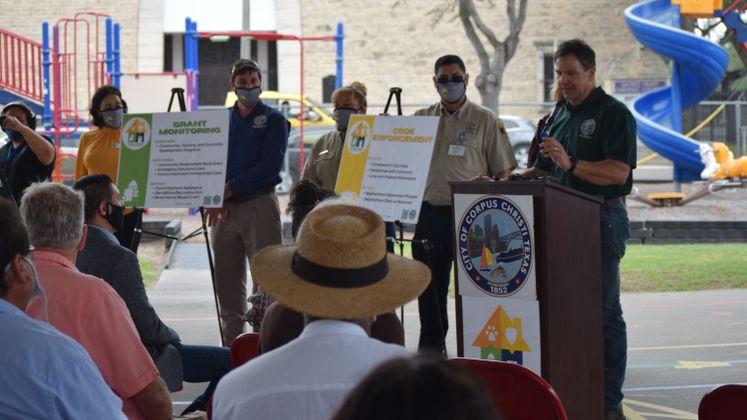 Neighborhood Services Department Launch