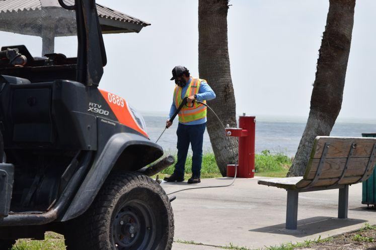 Park Maintenance