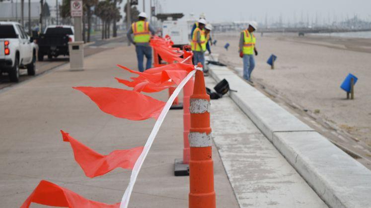 Seawall Improvements