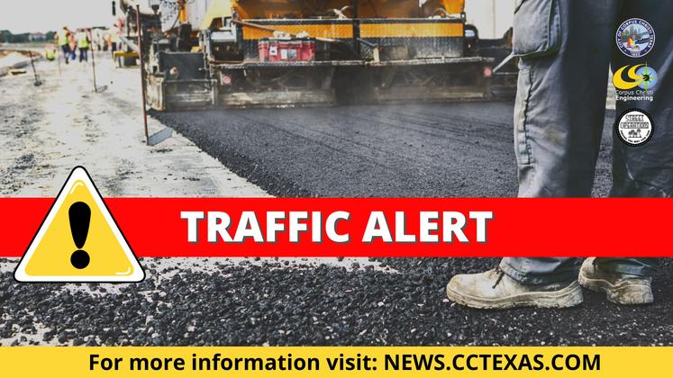 Traffic Alert. May 2021