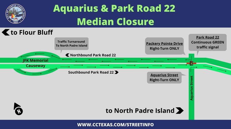 Park Road 22 Detours - May 2021 17