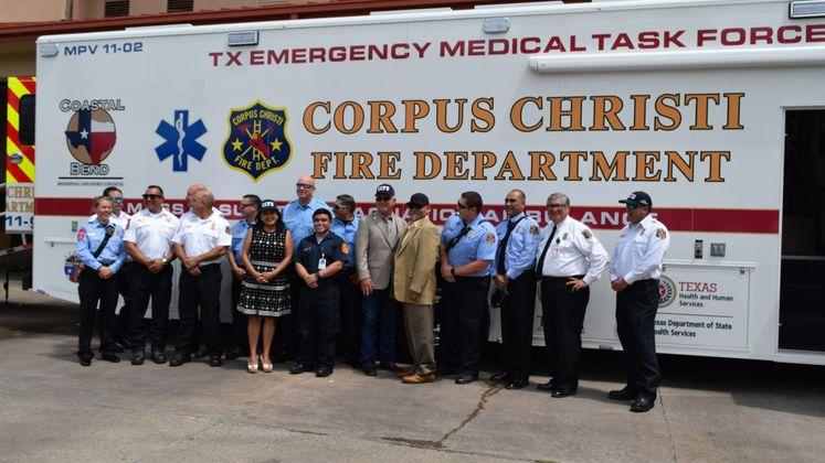 CCFD Receives AmBus