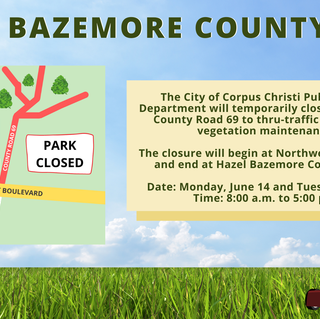 Hazel Bazemore Park Graphic  6-11-21
