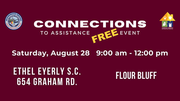 Connections to Assistance Flour Bluff