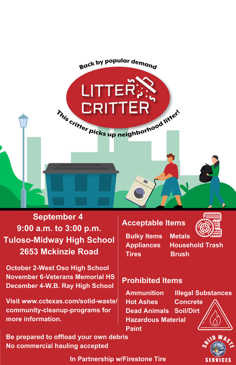 Large Litter Critter GFX for News Release