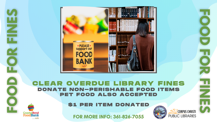 Food for Fines 8-23-21