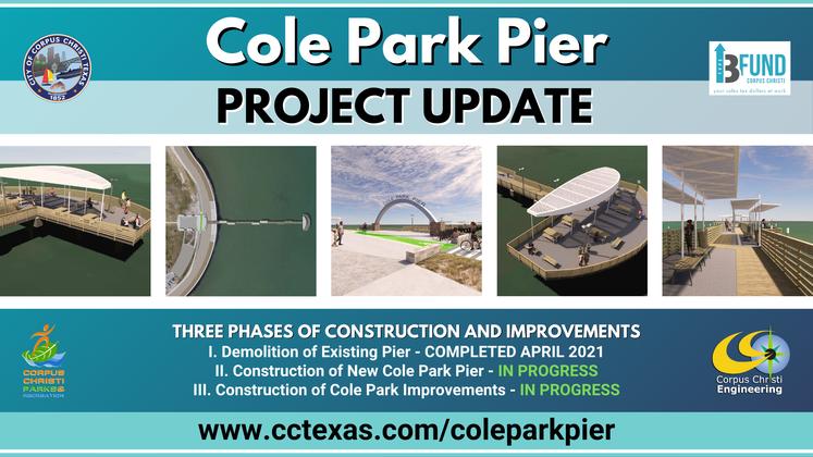 Cole Park Pier June 2021 7
