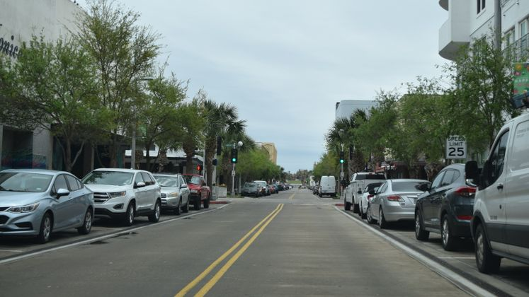 Chaparral Street