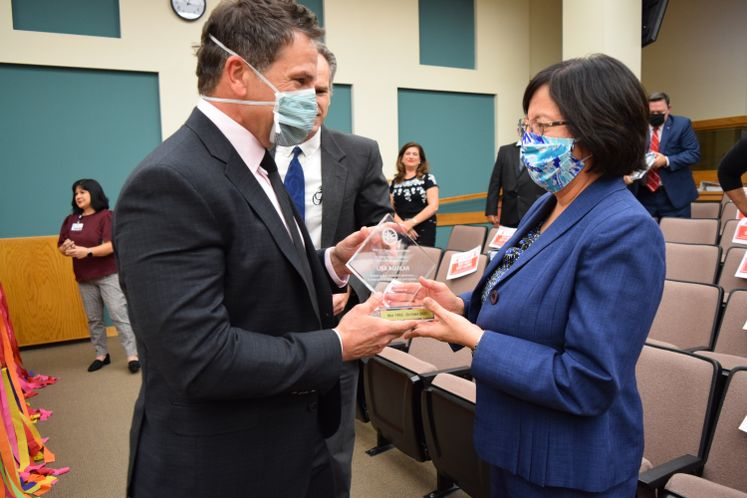 Assistant City Attorney Lisa Aguilar Retires After 29 Years of Service
