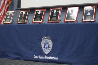 2016 CCPD Retirement Ceremony