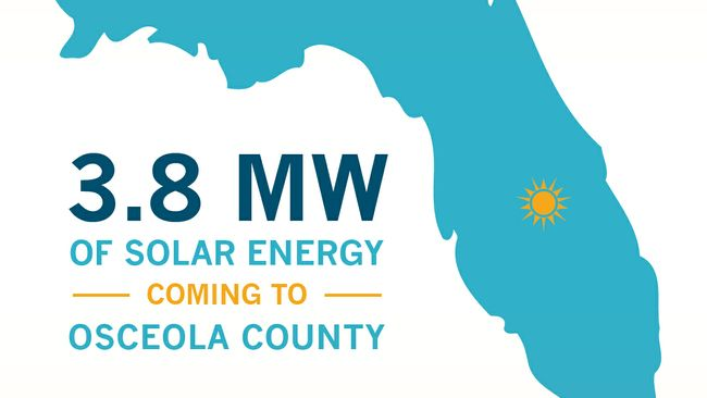 Duke Energy Osceola project to light the way for more solar in the Sunshine State