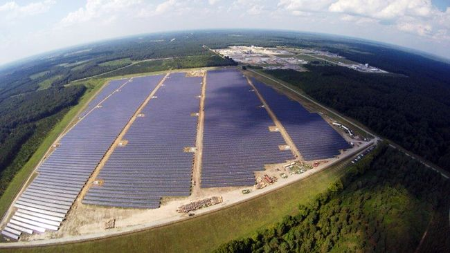 Duke Energy To Build Two Major Solar Projects In North