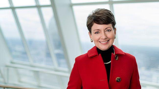 Duke Energy CEO Lynn Good