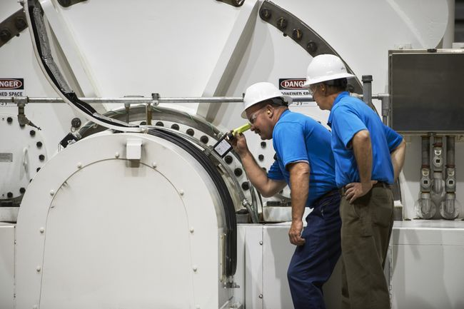 Duke-Energy-Turbine-Inspection