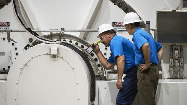Duke-Energy-Turbine-Inspection