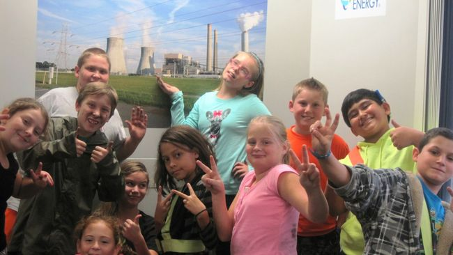 Citrus County fifth graders uncover the mystery of electricity