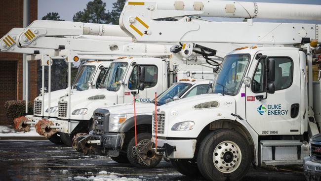 Duke Energy preparing for Jonas' triple threat
