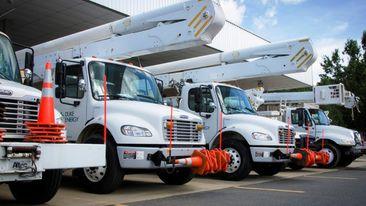 Duke Energy moving additional storm responders to the Carolinas