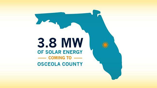 Duke Energy Florida Installing Solar Panels In Central