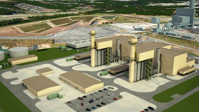 Duke Energy Progress gains approval to transition to a smarter, cleaner energy future at the Asheville Plant