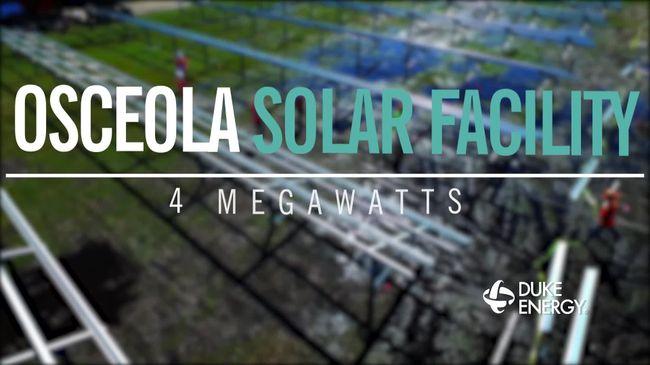 Osceola Solar Facility - Social
