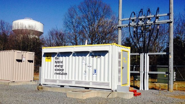 Duke Energy to put new battery and ultracapacitor system to the test in N.C.