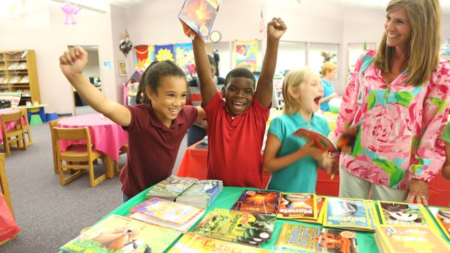 Duke Energy and Reading Is Fundamental partner to boost childhood reading skills