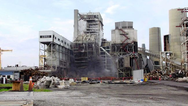 Latest blast moves Duke Energy closer to demolishing retired Sutton Plant