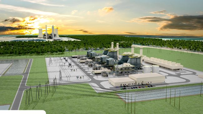 Hundreds of temporary construction workers needed to build Duke Energy's natural gas plant in Citrus County, Florida