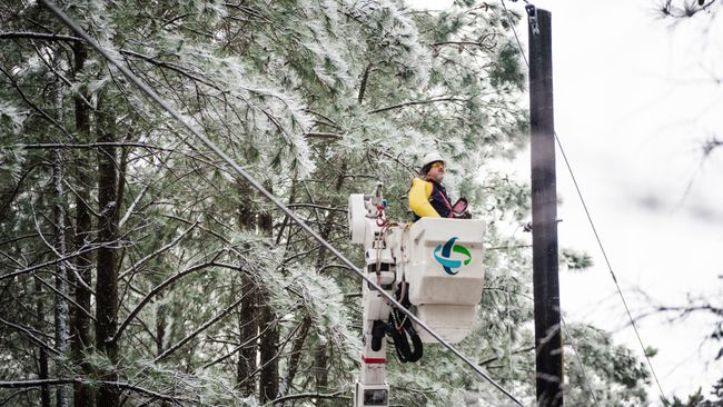 Duke Energy wins award for its successful restoration effort after Winter Storm Jonas