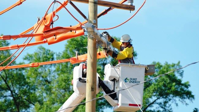 Duke Energy making progress restoring power after Midwest storm