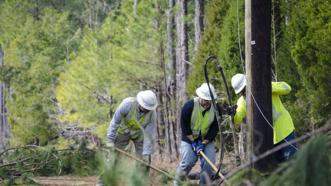 Duke Energy Florida making significant progress restoring outages