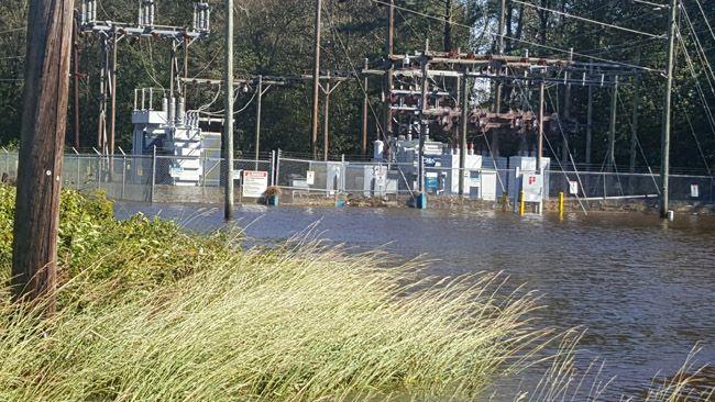 Duke Energy Reports 96 Percent Of Hurricane Matthew