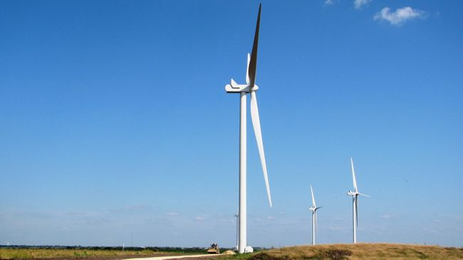 Opening a new Frontier: Duke Energy Renewables' 200-megawatt Oklahoma wind project delivering power